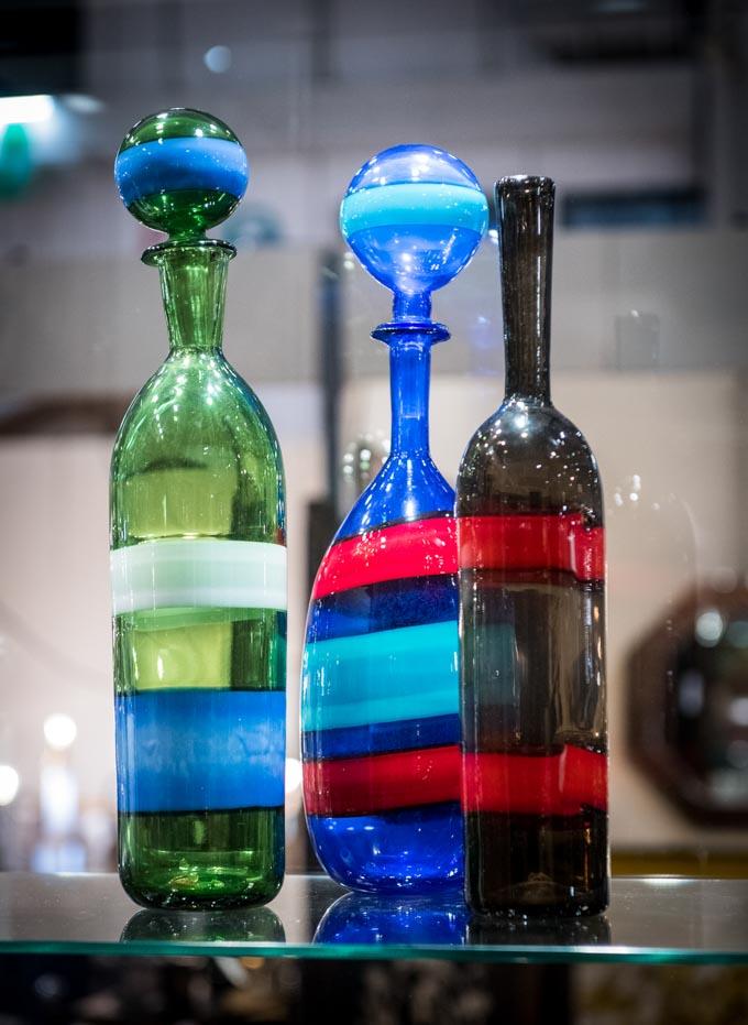 Bottiglie Venini - Mercanteinfiera