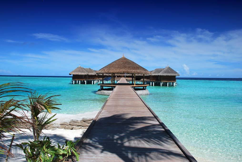 Buongalow over water - Maldive - Dove andare in vacanza a marzo