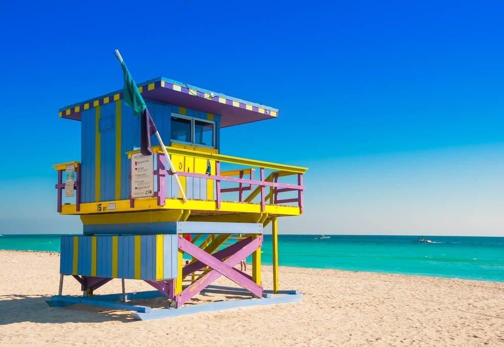 Miami Beach - Dove andare in vacanza a marzo
