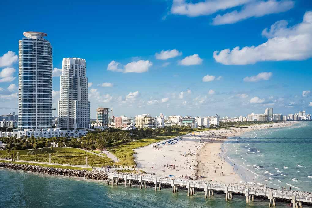 Miami - Dove andare in vacanza a marzo