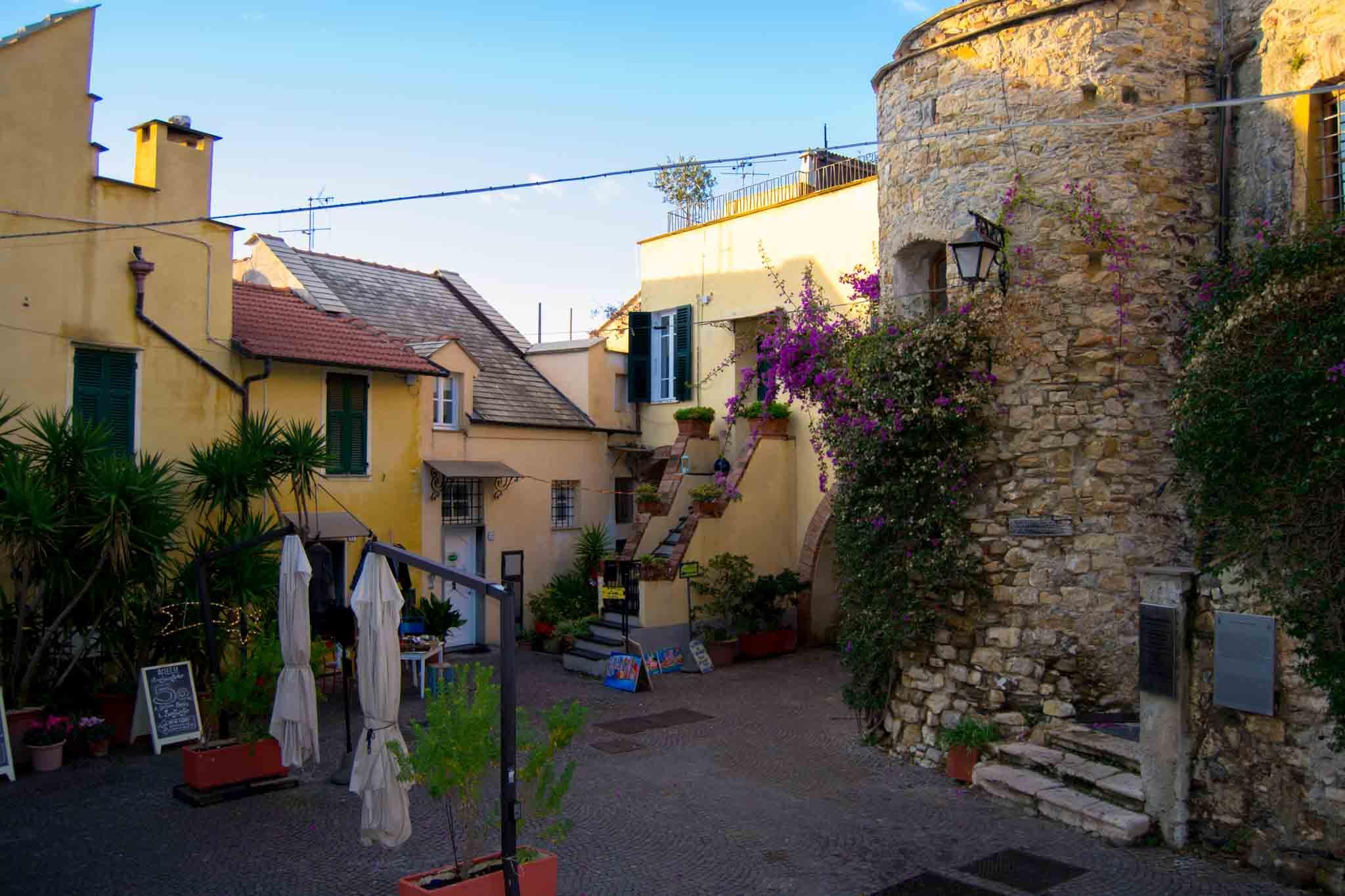 Liguria ponente: i borghi più belli
