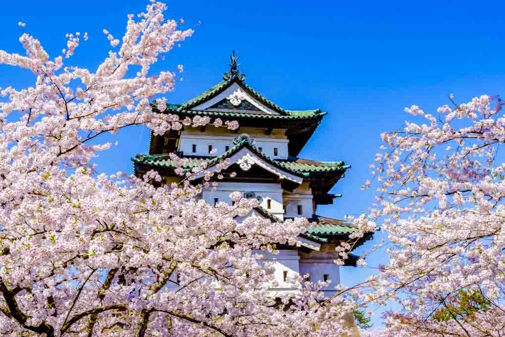 Dove andare in vacanza ad aprile -Giappone