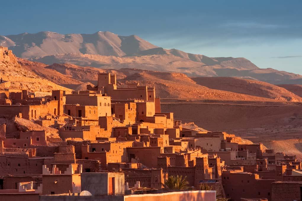 Dove andare in vacanza ad aprile -Marocco