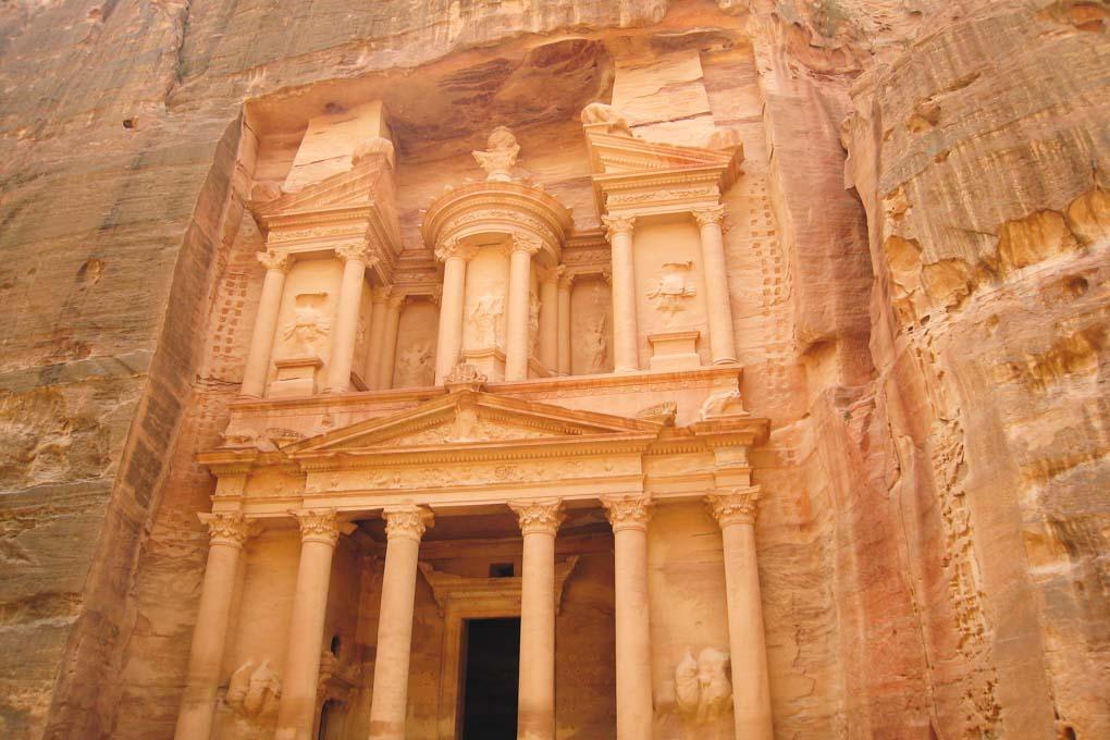 Dove andare in vacanza ad aprile -Giordania