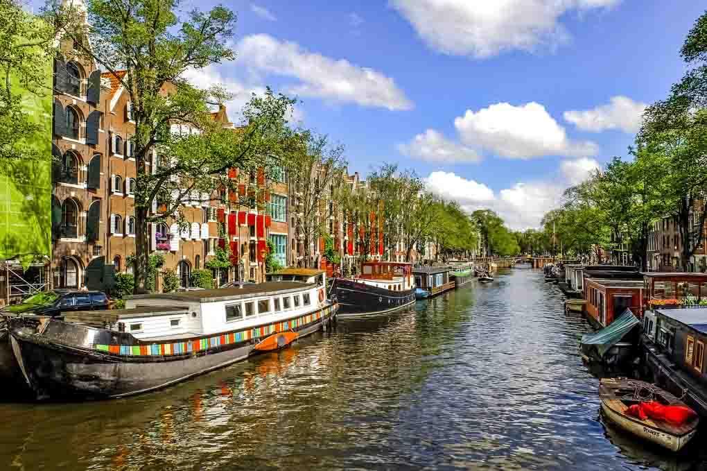 Dove andare in vacanza ad aprile -Amsterdam