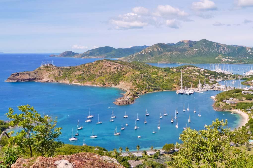 Dove andare in vacanza ad aprile - Antigua