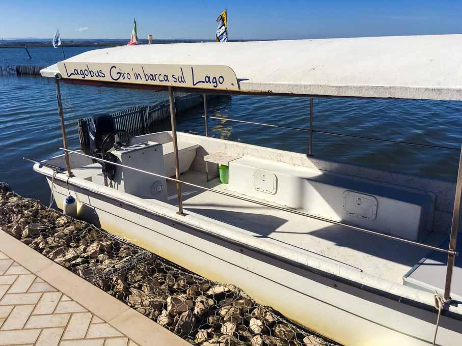 Lagobus lago di Lesina