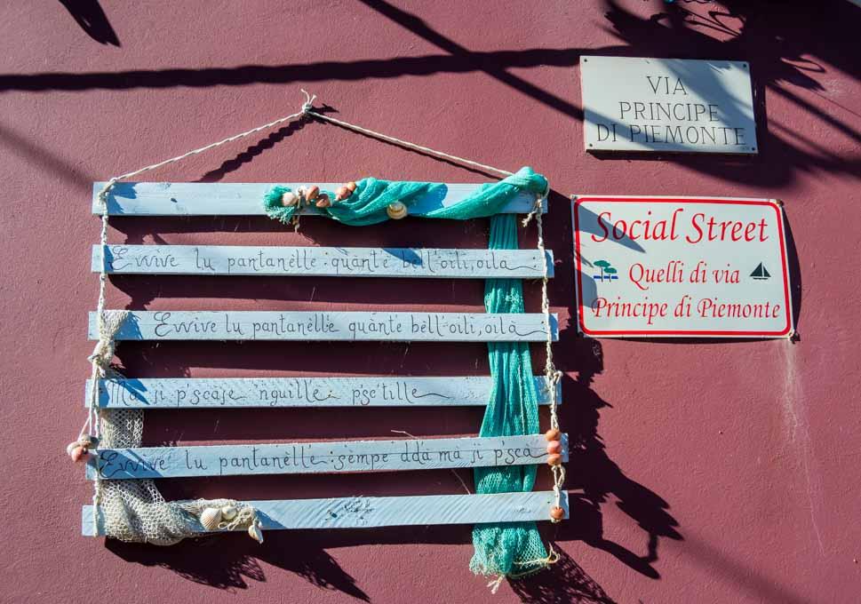 Lesina social street