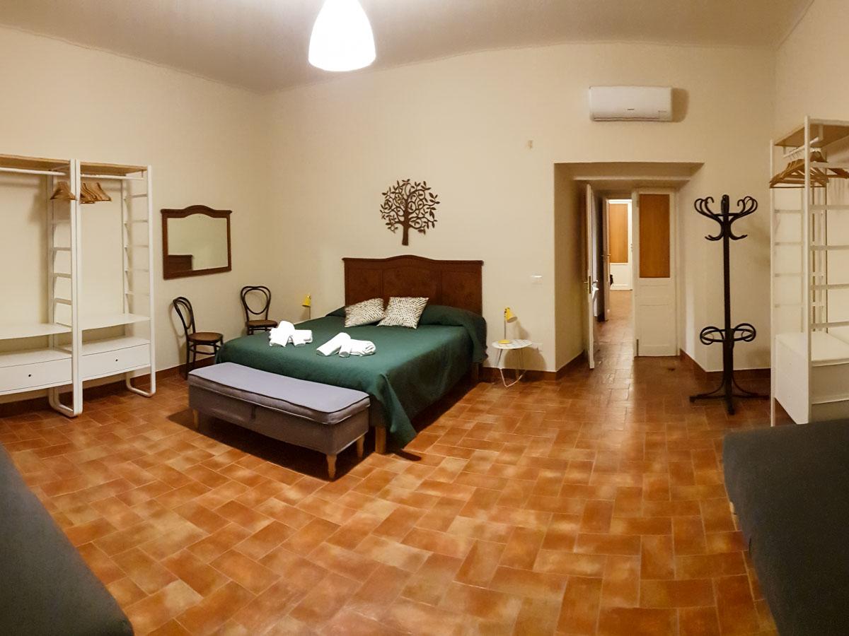 Dove dormire a Napoli: Casa Briosa