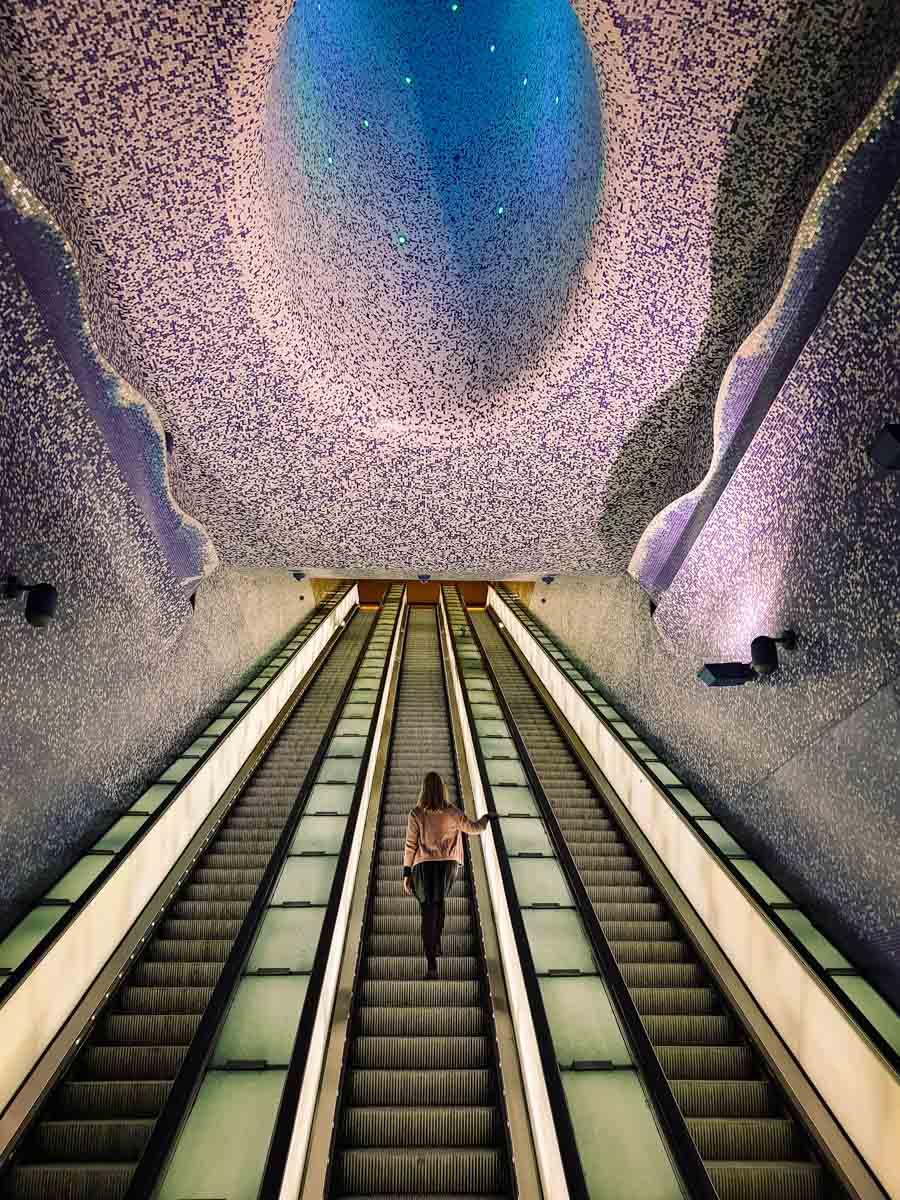 Napoli Metro Toledo