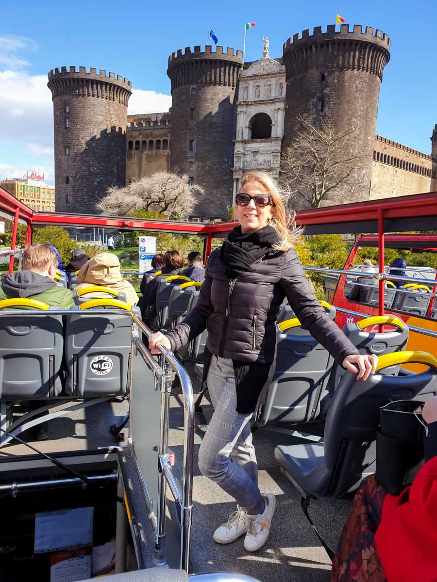 Napoli Sightseeing tour