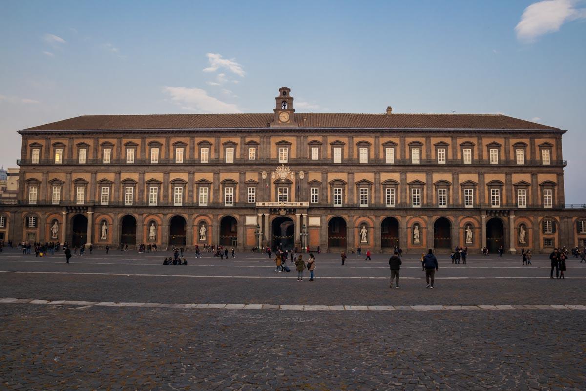 Napoli: cosa vedere in 3 giorni - Palazzo Reale