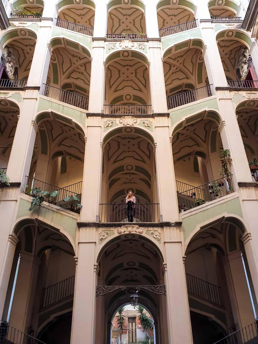 Palazzo Dello Spagnuolo Napoli