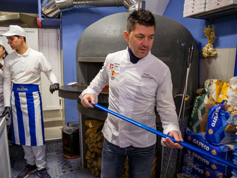 Dove mangiare a Napoli: pizzeria errico porzio