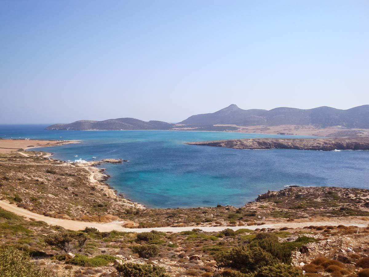 Cosa fare a Paros Grecia - Antiparos