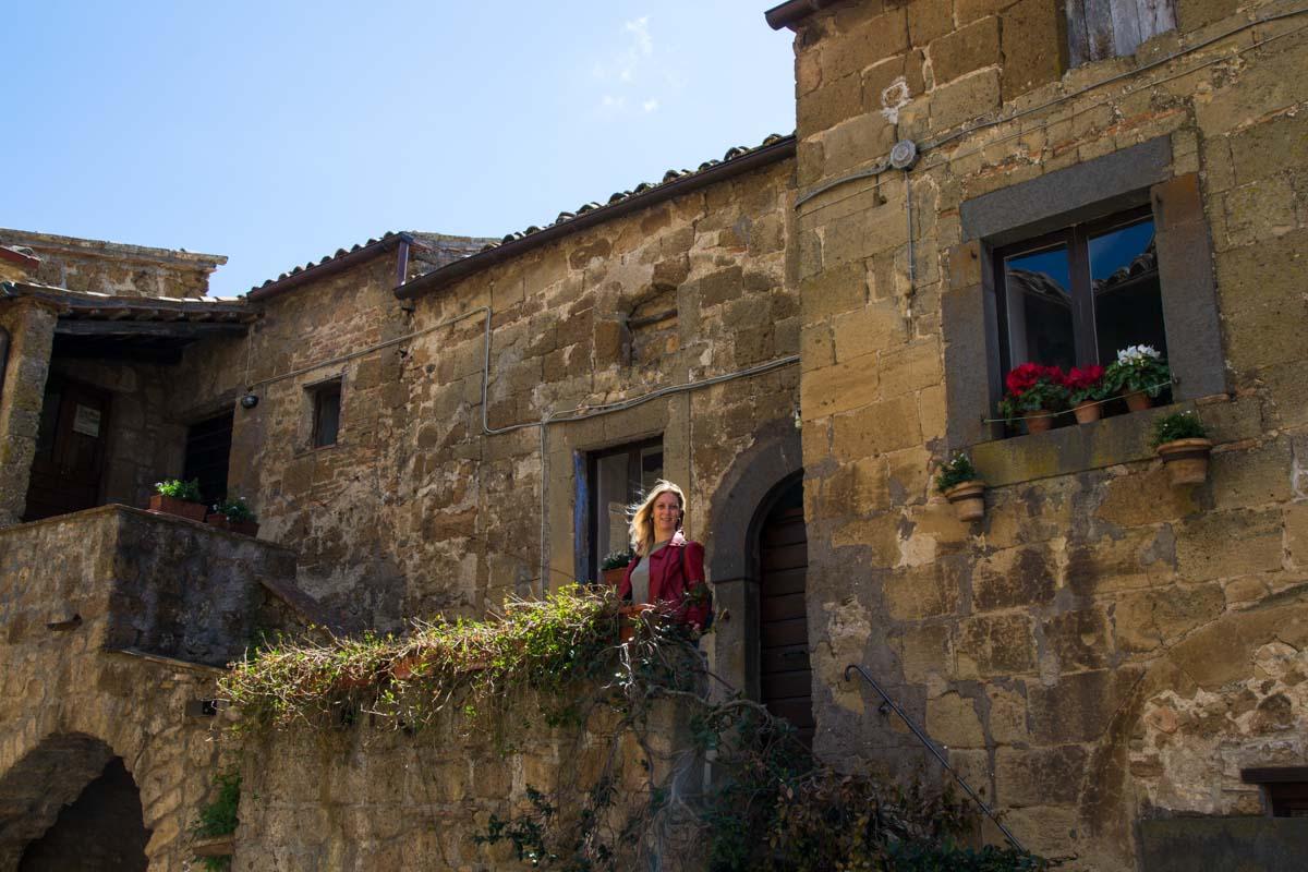 Civita di Bagnoregio - In viaggio con Monica