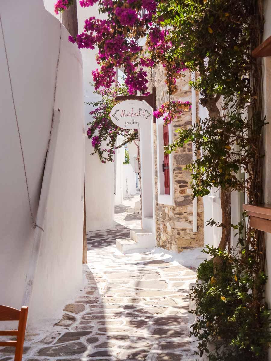 Cosa fare a Paros Grecia