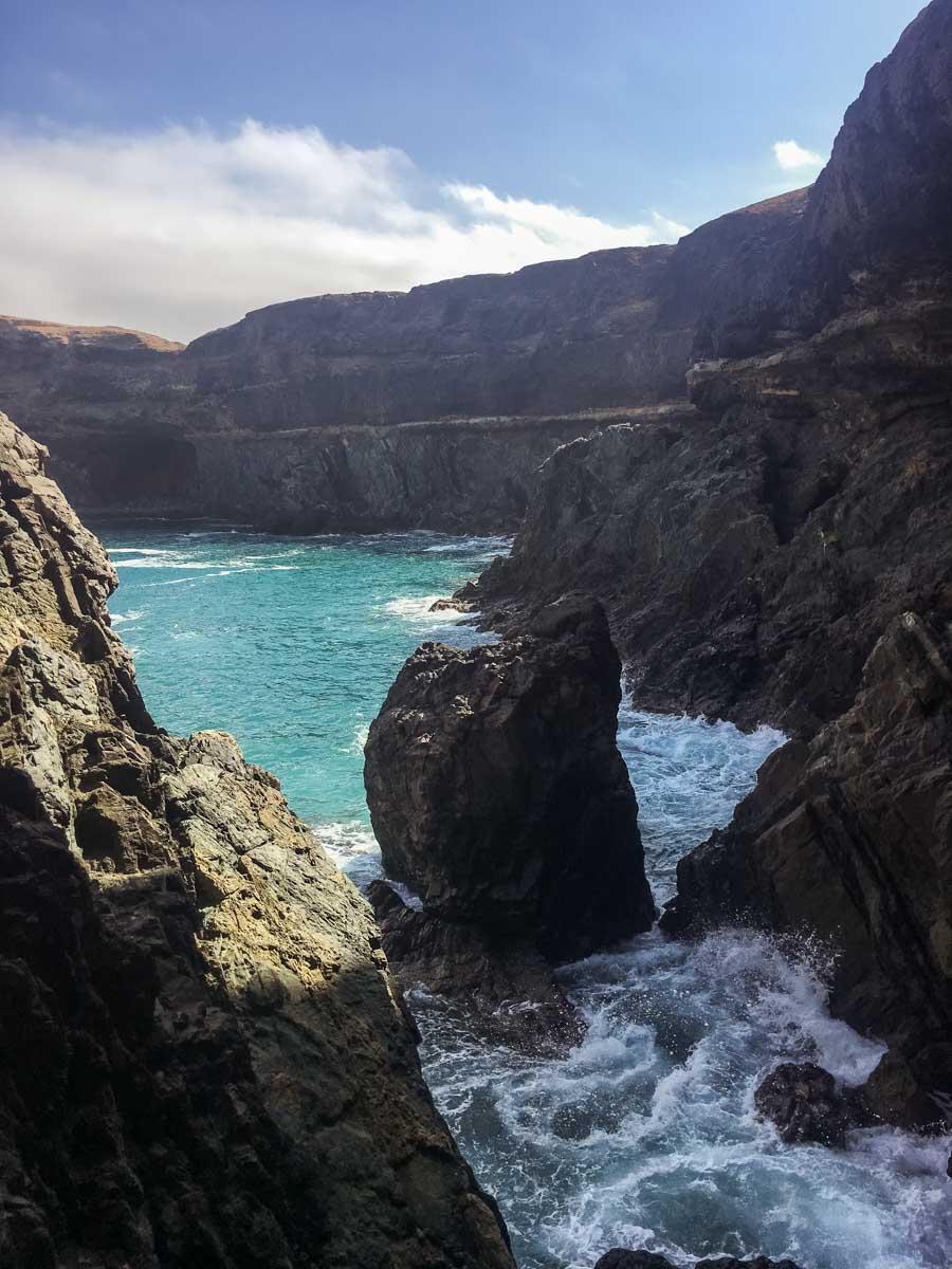 Fuerteventura Ajuy grotte