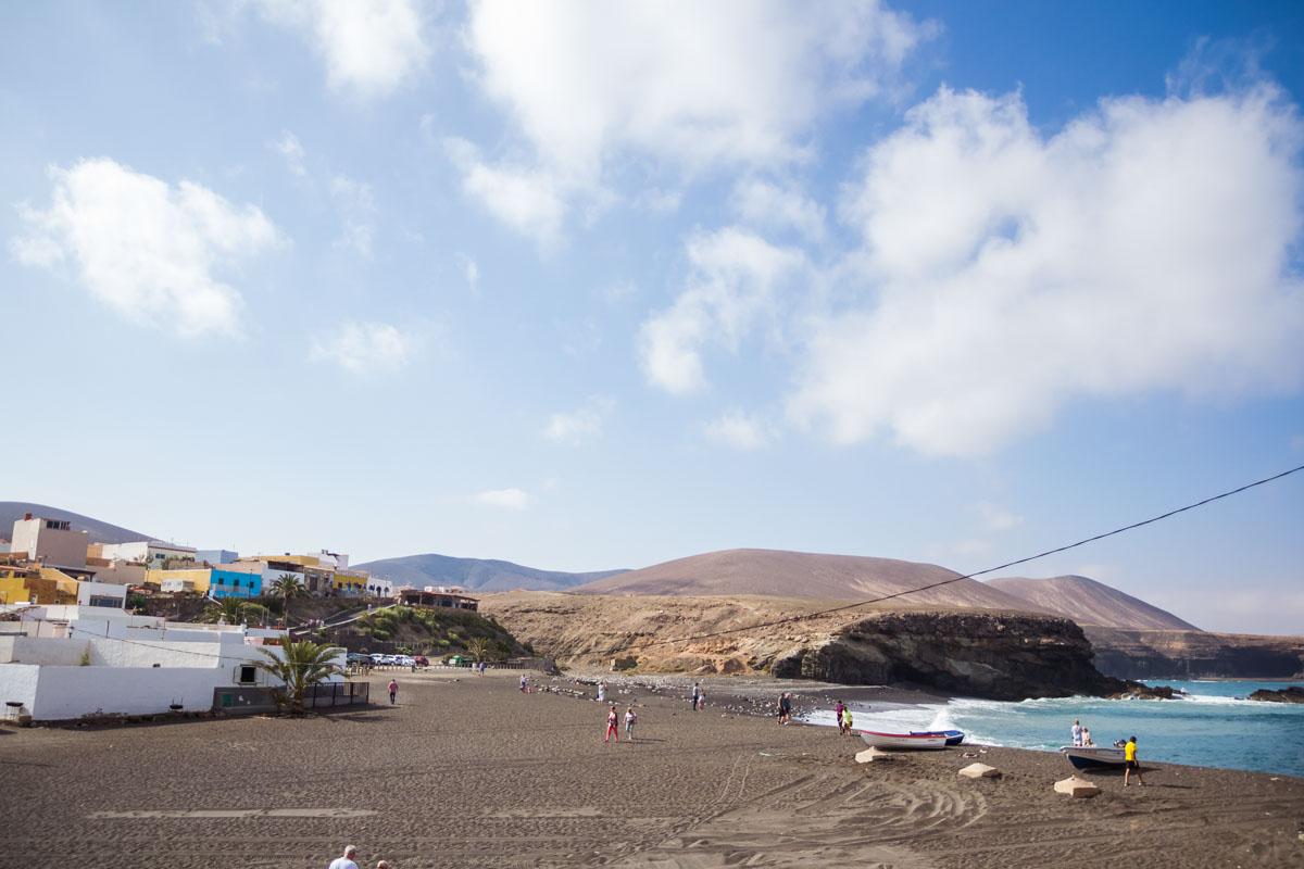 Ajuy spiaggia Fuerteventura