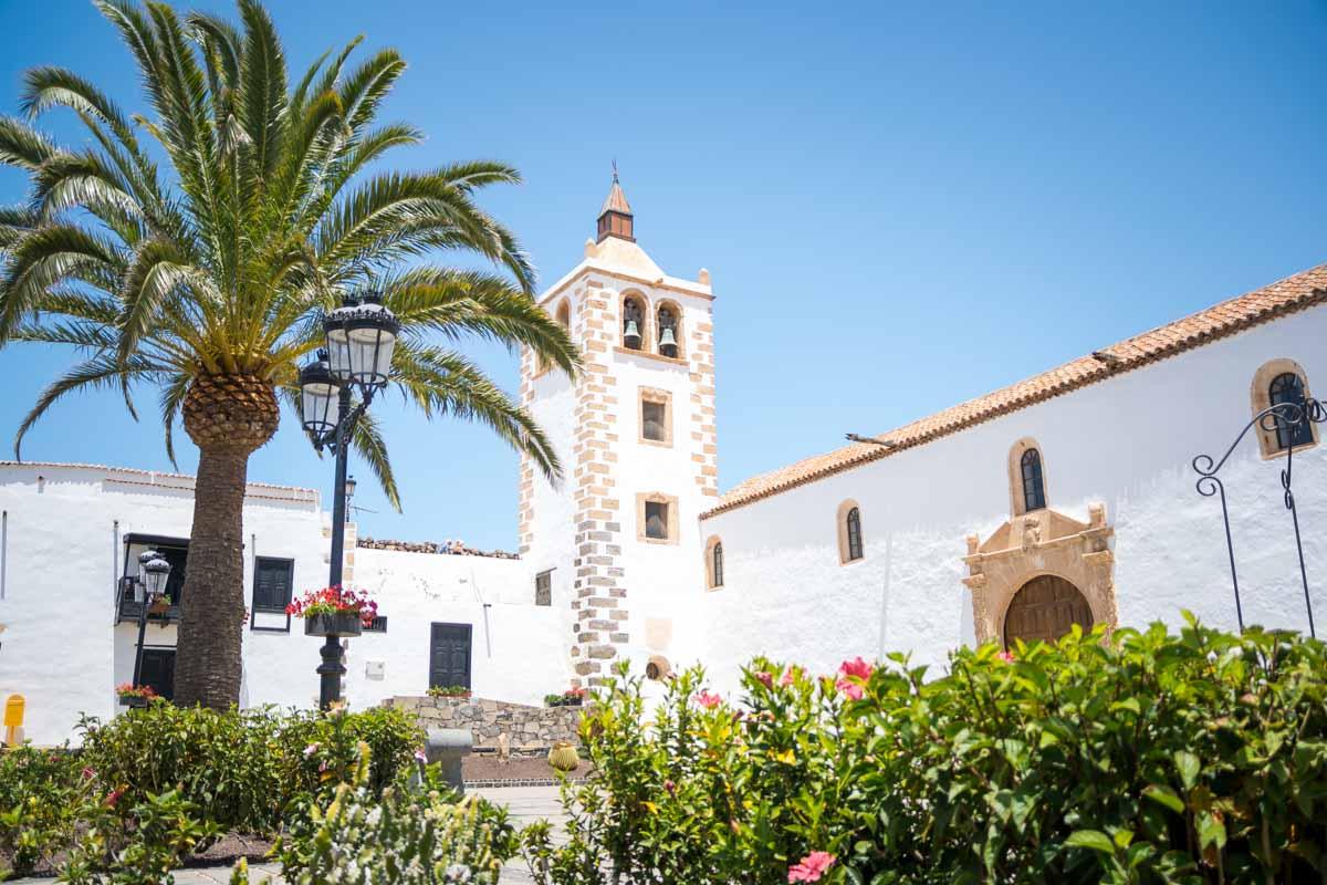 Piazza Betancuria Fuerteventura