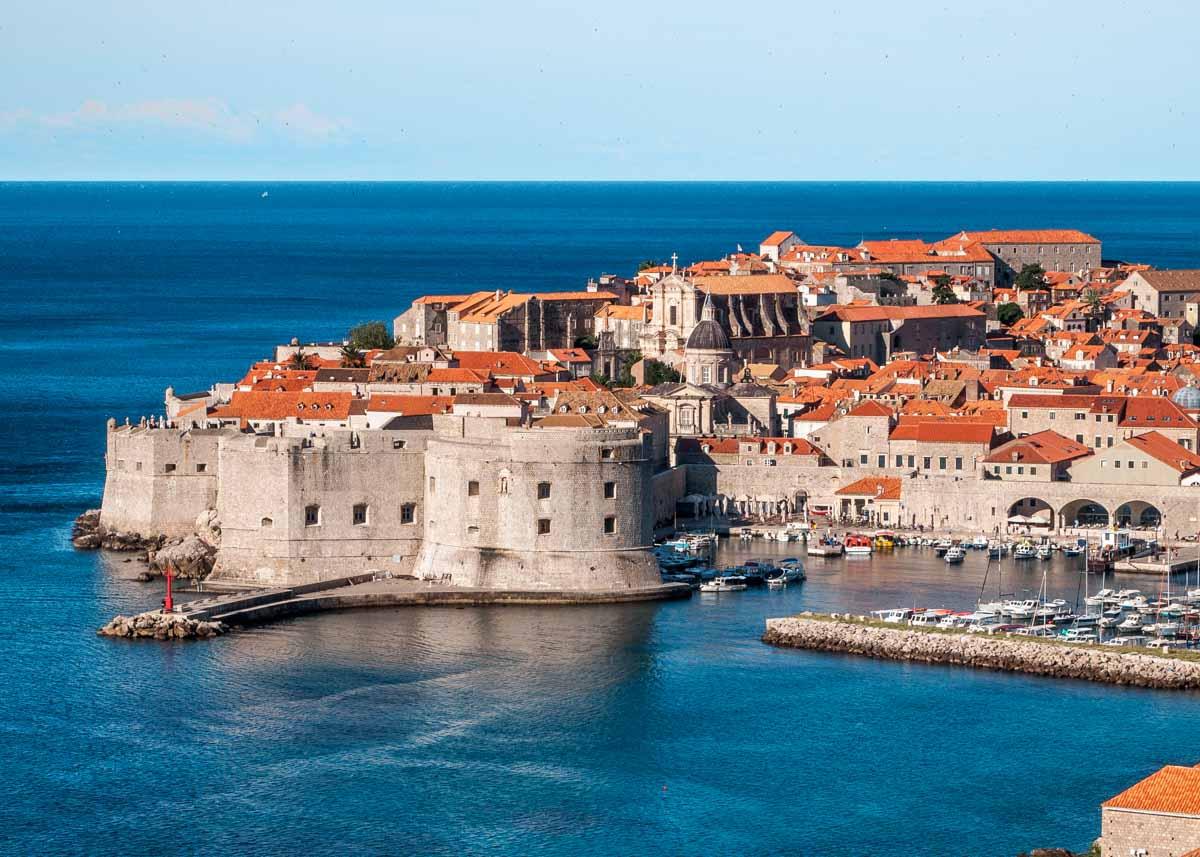 Dove andare in vacanza a luglio: Croazia