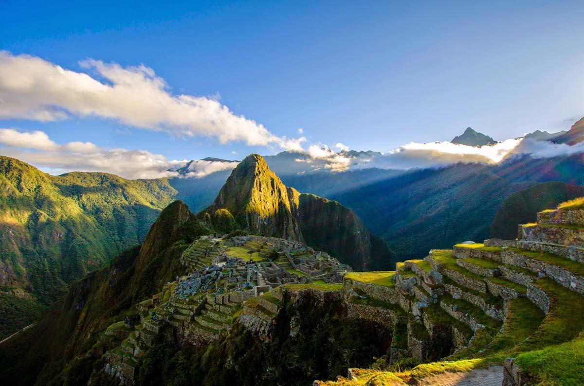 Dove andare in vacanza a luglio: Machu Picchu