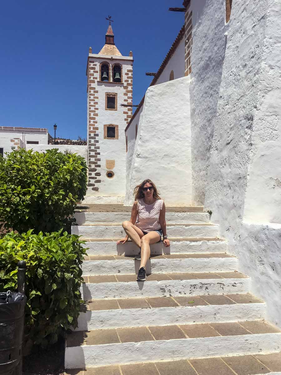 Betancuria - Monica travel blogger