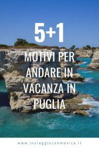 Vacanze in Puglia pin