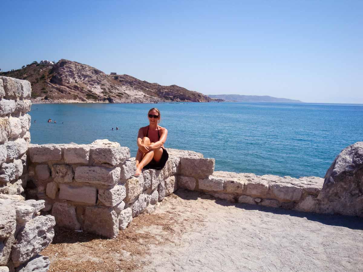 Agios Stefanos - In viaggio con Monica