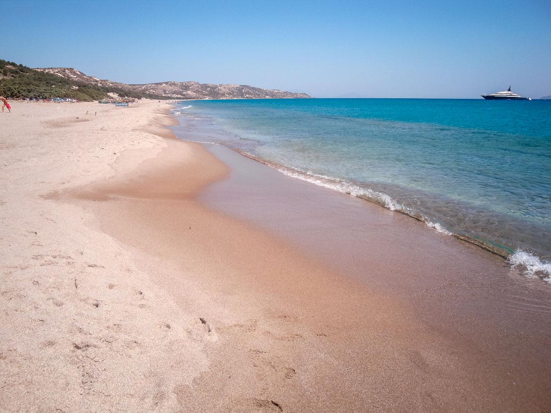 Kos spiaggia Kardamena