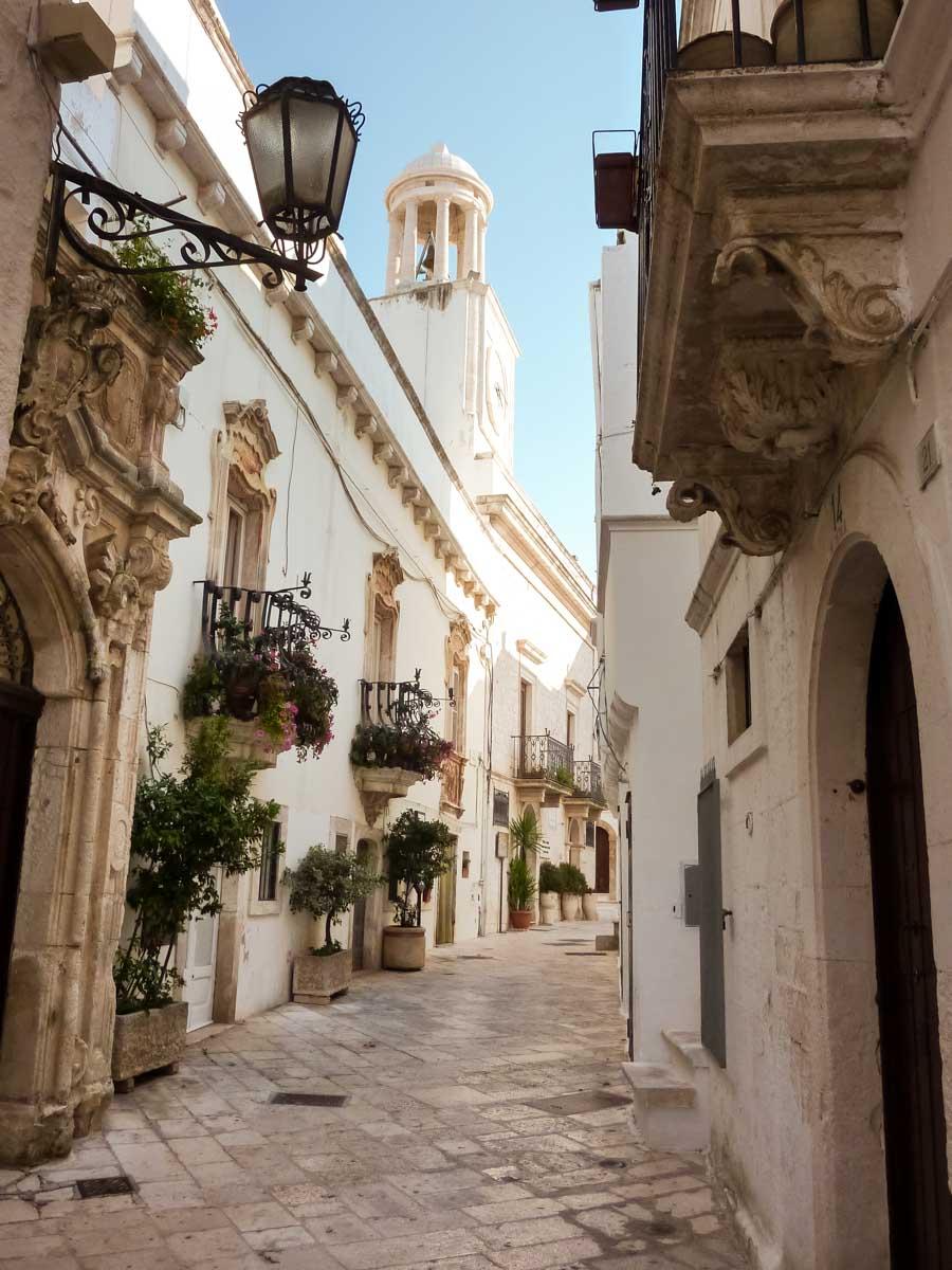 Locorotondo - Itinerario in Puglia: valle d'Itria