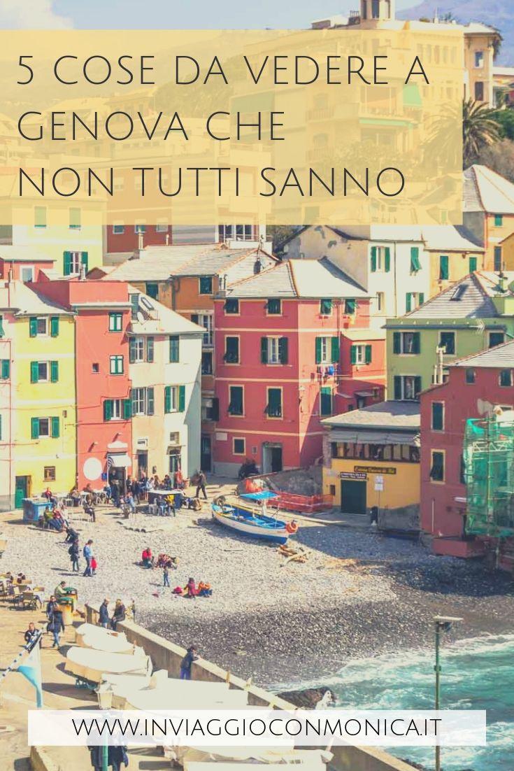 5 cose da vedere a Genova