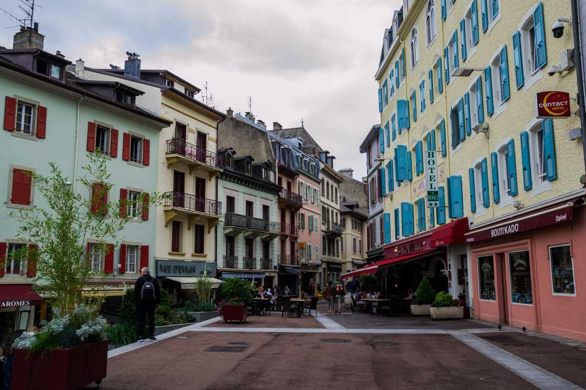 Centro Evian-les-Bains