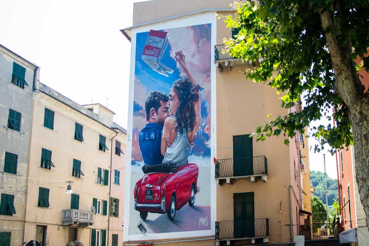 Certosa street art
