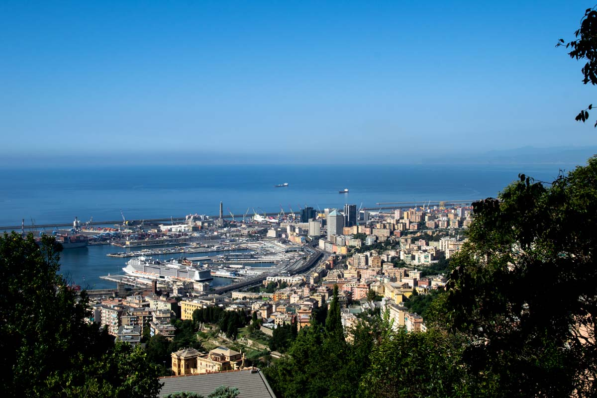 Righi - Genova