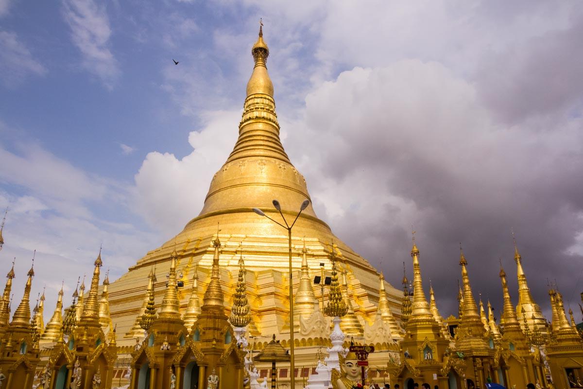 Yangon Pagoda Shwedagon