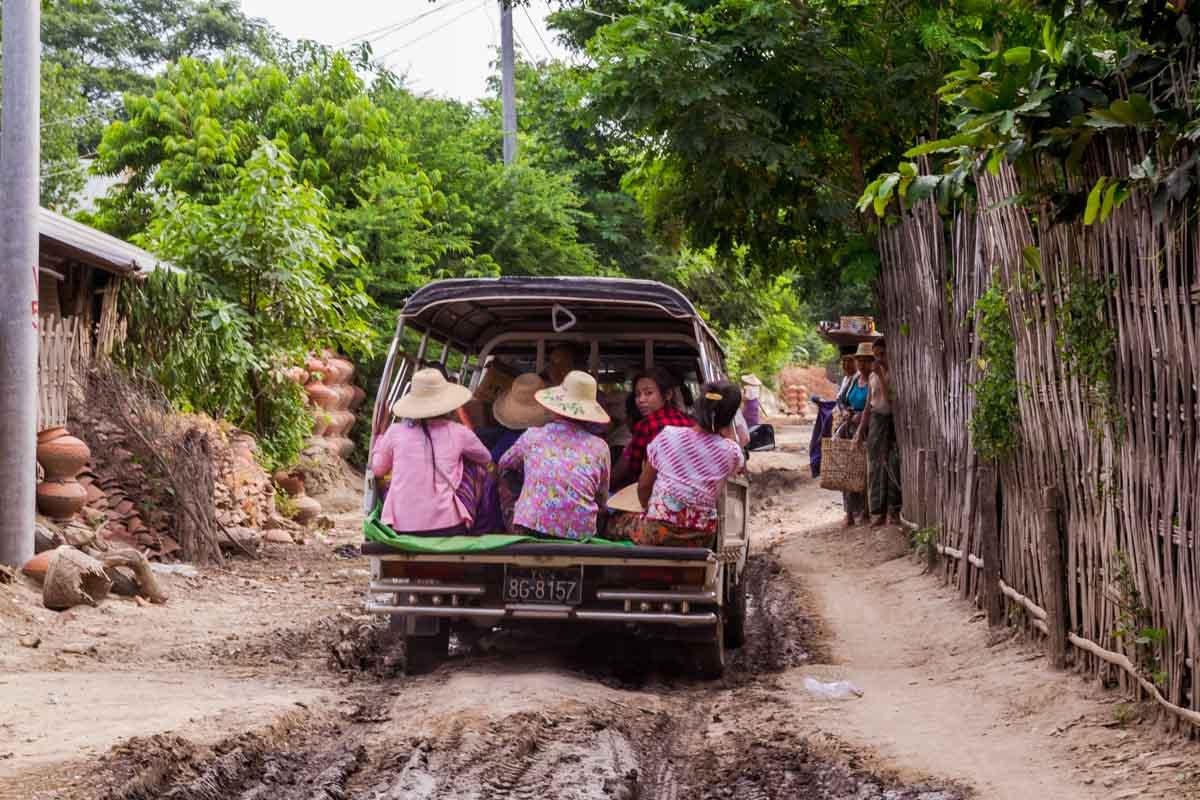 Yandabo - Myanmar
