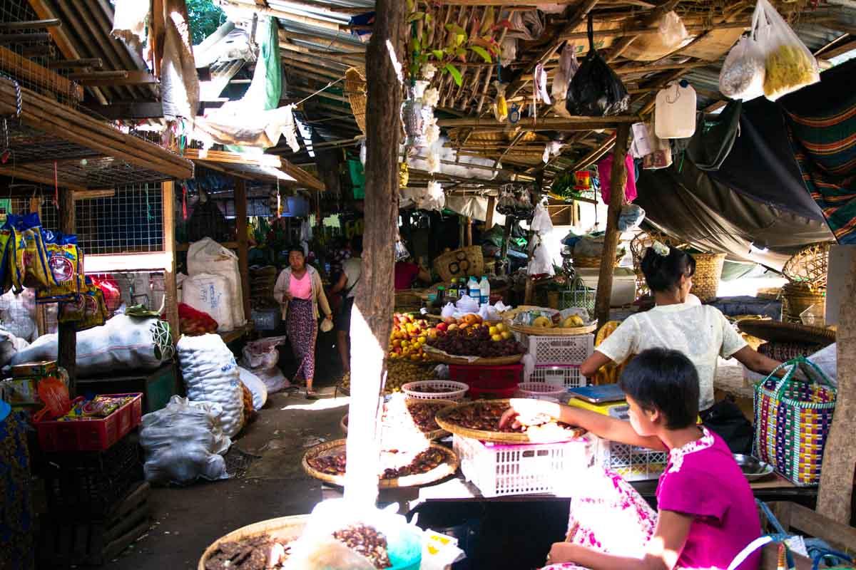 mercato Bagan