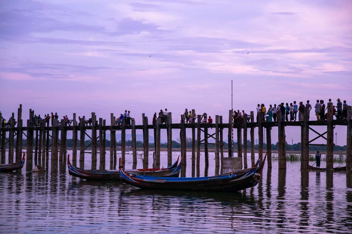 Mandalay ponte U bein