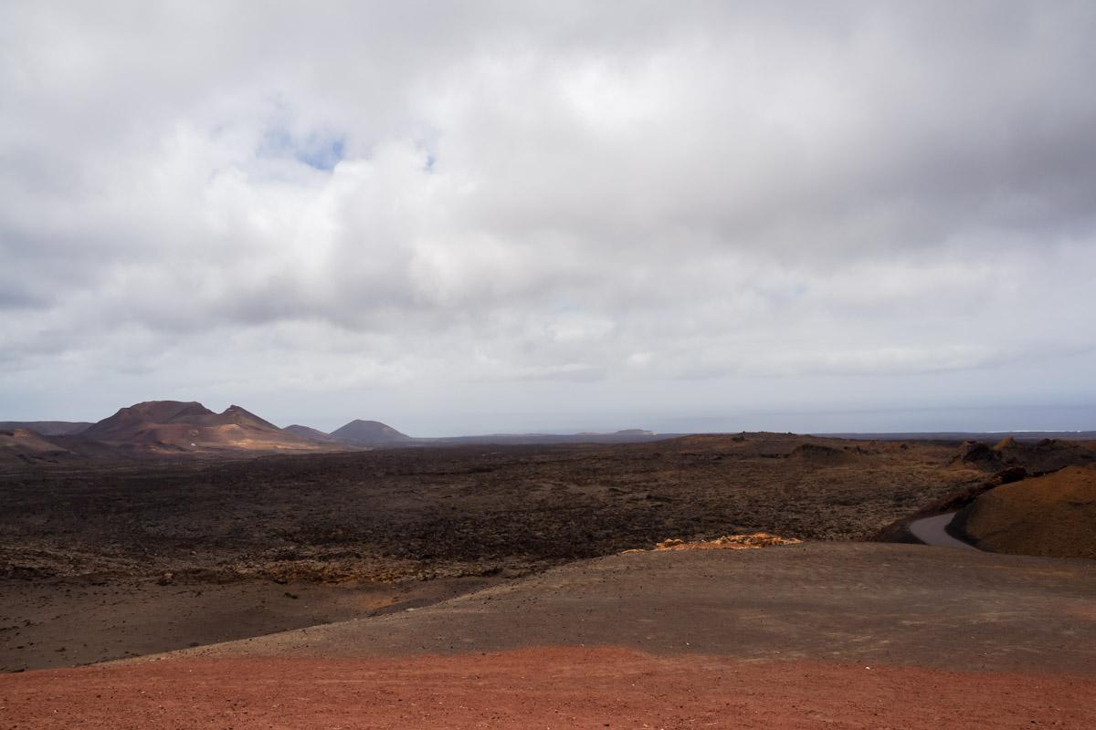 parco nazionale del Timanfaya