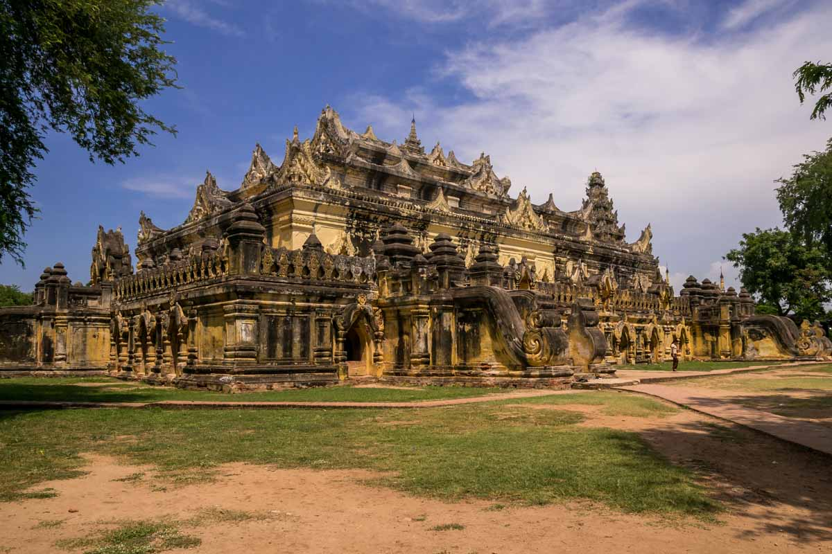 Monastero Maha Aung Myae Bon Zan