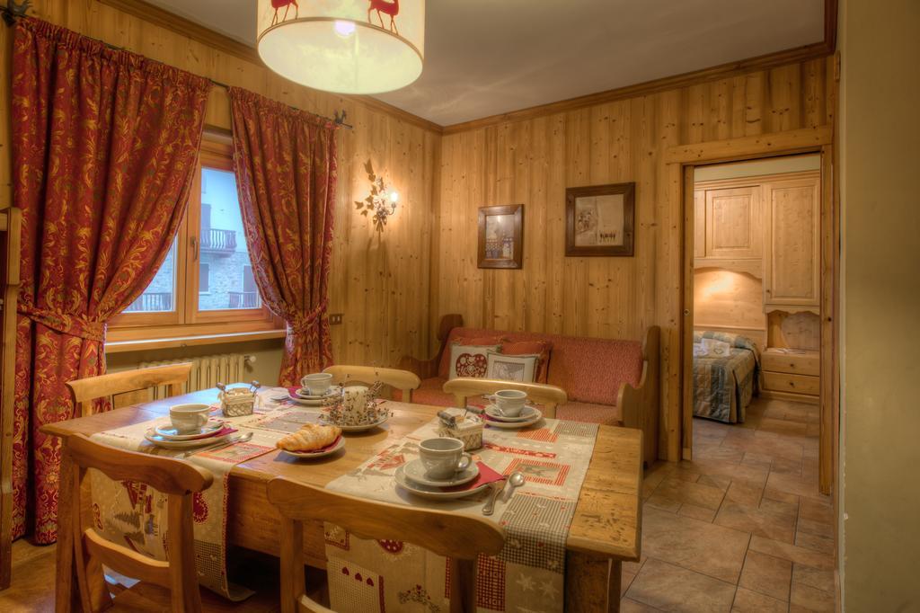Residence Checrouit - Courmayeur