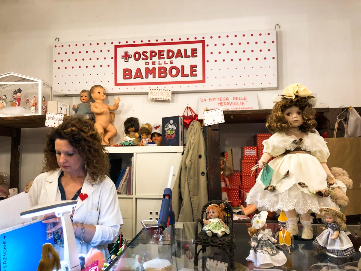 Casa delle Bambole Napoli