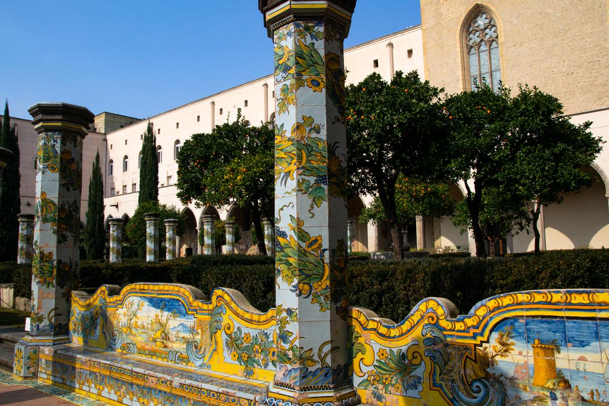 Chiosco di Santa Chiara