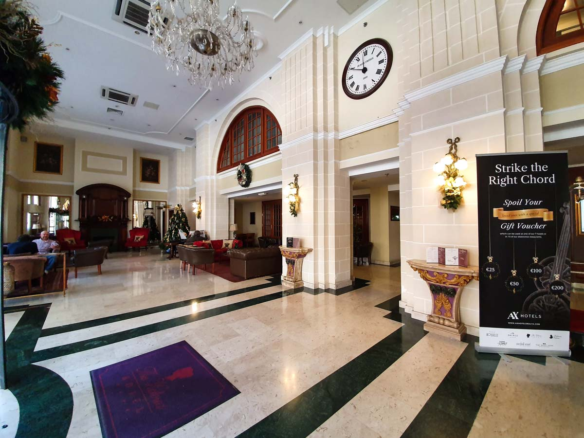 Dove dormire a Sliema Malta - Ax Victoria hotel