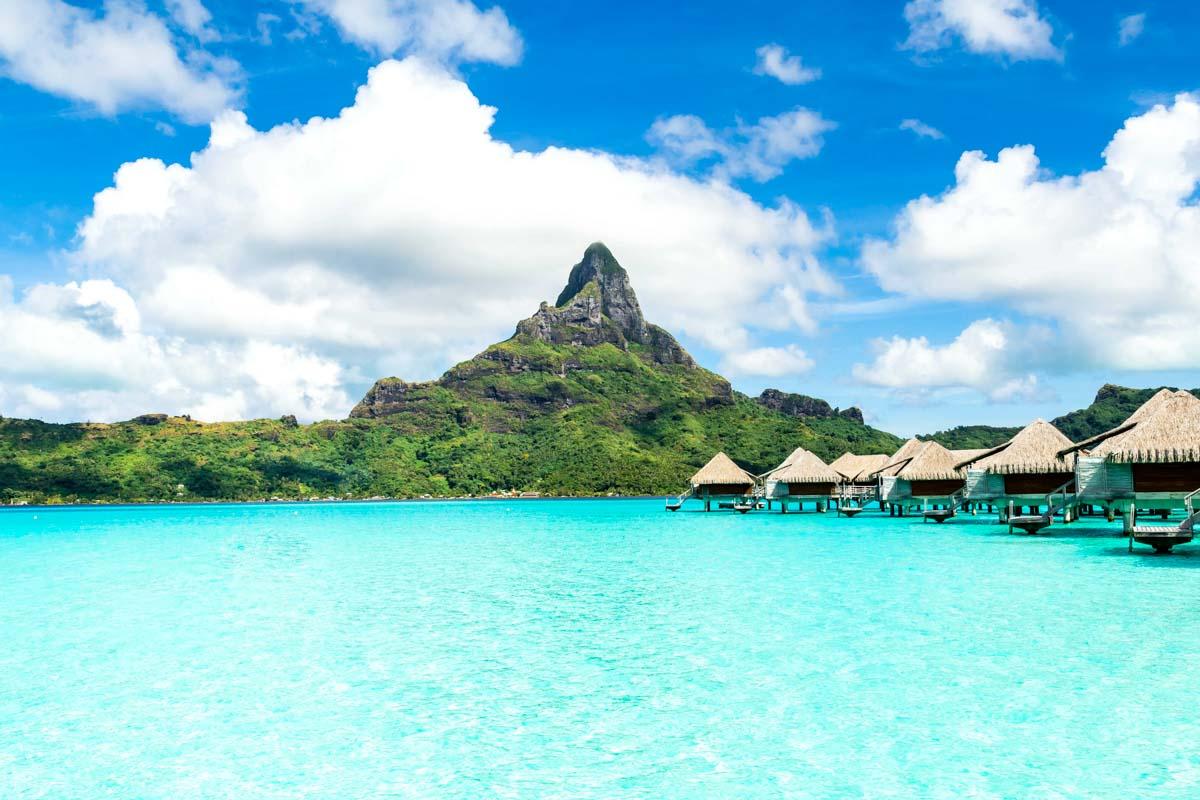 Viaggio di nozze romantico: Polinesia Francese