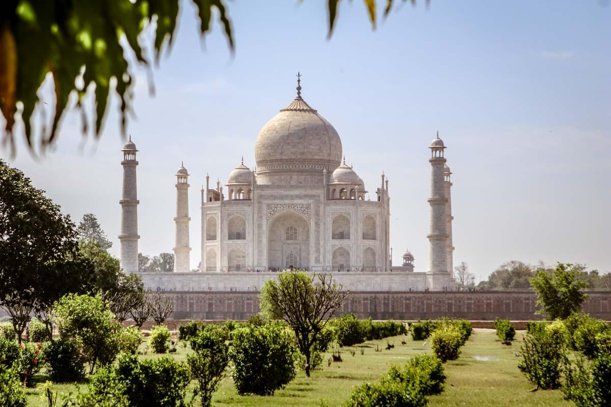 Viaggio di nozze culturale: India