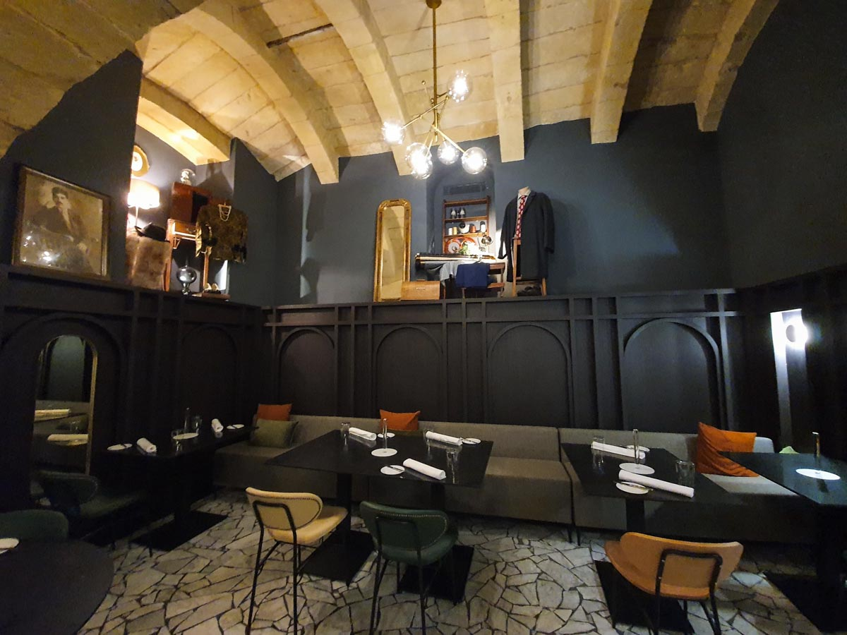 Ristorante Rosselli Hotel Malta