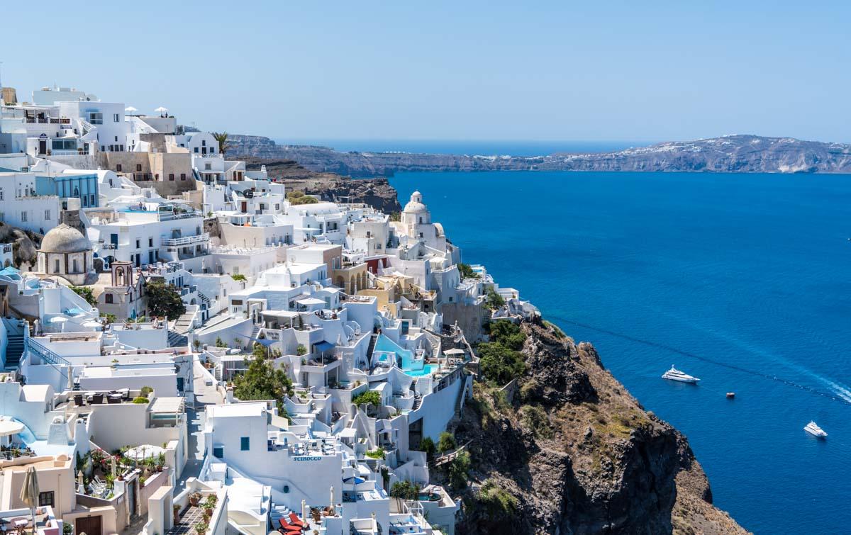 Viaggio di nozze low cost: Grecia