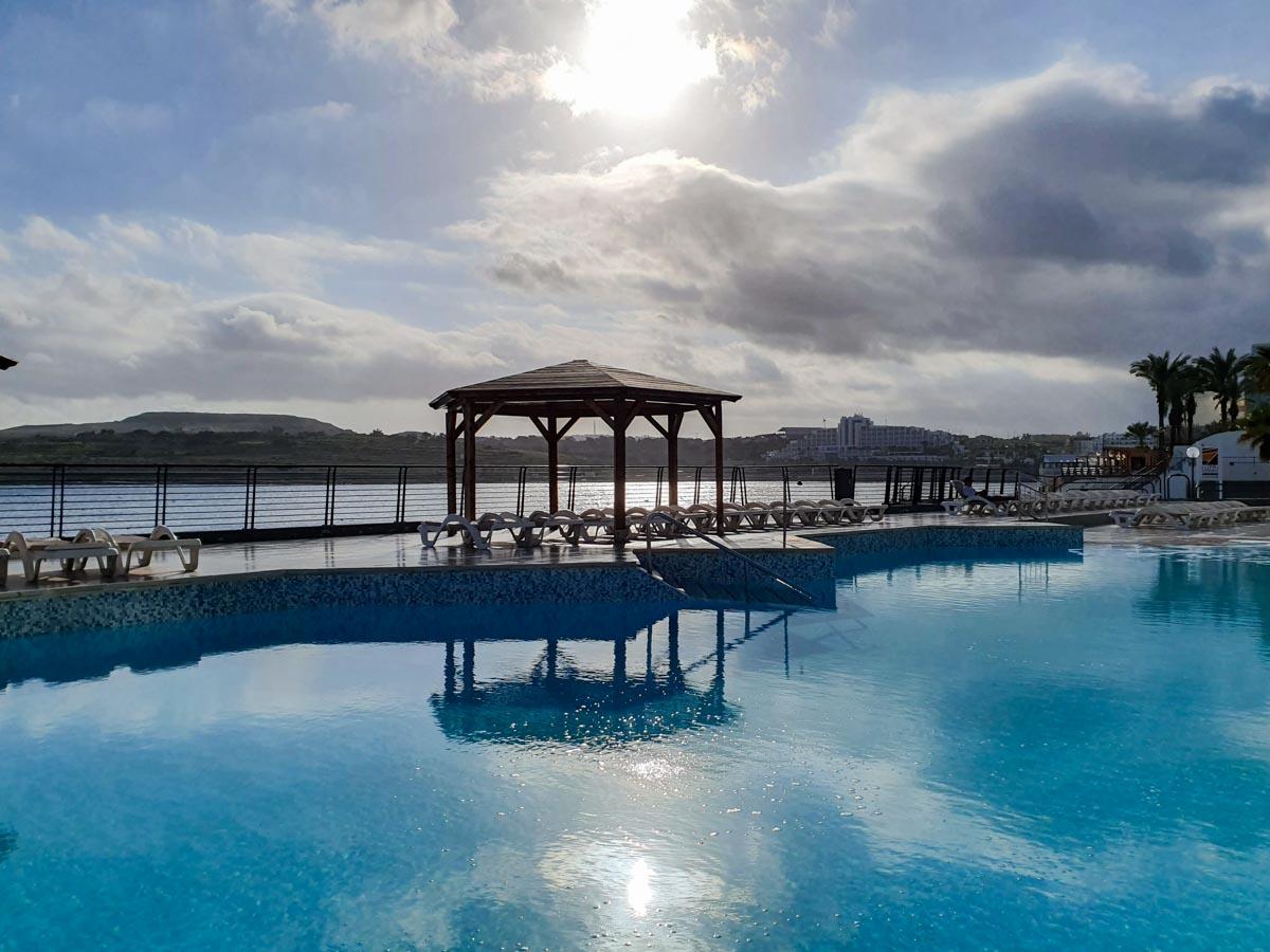 Hotel dove dormire a Malta sul mare
